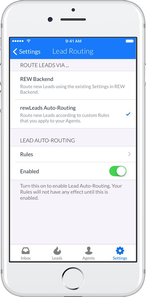 routing rules route your leads the easy way with rew leads rew blog