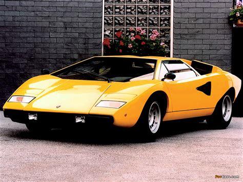 Lamborghini Of Photos Of Lamborghini Countach Lp400 1974 78 1024x768