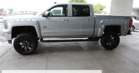 chevy southern comfort trucks for sale lifted 2014 chevy silverado 1500 southern comfort black