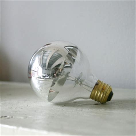 spray painting light bulbs bright idea diy chrome lightbulb
