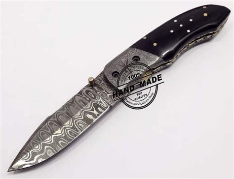 Best Handmade Knives - custom handmade damascus steel knife best damascus