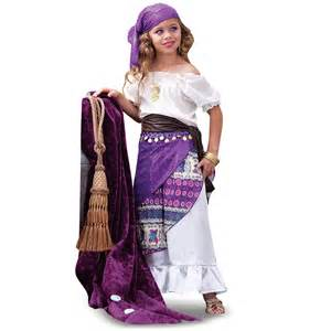 gypsy halloween costume for kids gypsy costume gypsy costumes for girls