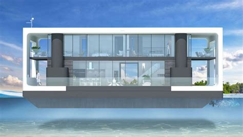 hurricane proof boats these 2 million hurricane proof floating homes will go on