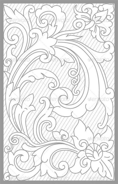 drawing pattern on leather 501 best leather carving patterns images on pinterest