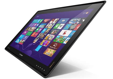 Tablet Pc Windows 8 ces 2013 lenovo horizon is a 27 inch windows 8 touchscreen table tablet pc hybrid tech digest