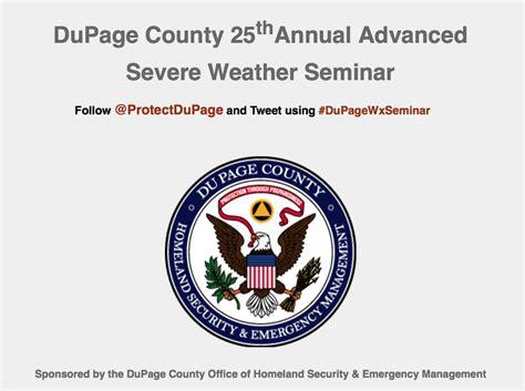 Dupage County Circuit Clerk Search Dupage County Severe Weather Seminar York Radio Club