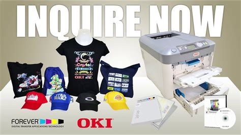 Printer Laser No Cut forever laser no cut and oki pro 7411wt printer introduction