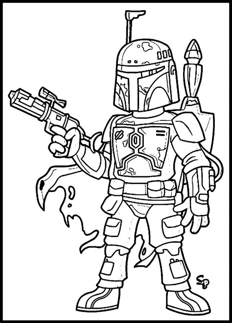 lego wars boba fett coloring pages boba fett helmet coloring pages az coloring pages