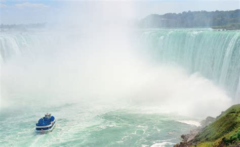 niagara falls boat tour discount admission to voyage to the falls boat tour at heads in