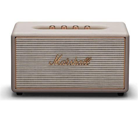 Speaker Marshall marshall stanmore wireless smart sound speaker