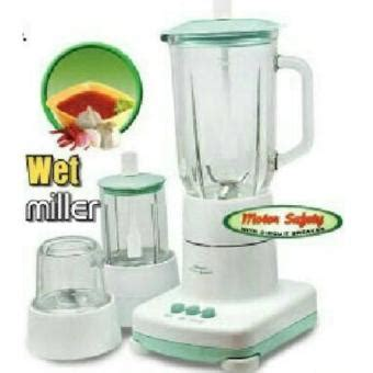 Blender 3 In 1 Maspion Mt 1214 beli maspion blender mt 1214 kaca 1l harga istimewa