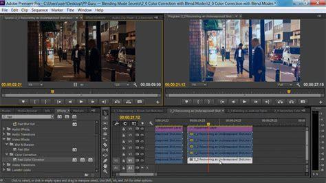 secrets of photoshop s colour blend mode revealed sort of premiere pro guru blending mode secrets