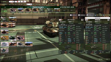 wargame decks wargame blue armored deck for
