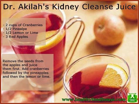 Liver Kidney Detox Drink by 10 Ideas About Kidney Detox On Kidney Cleanse