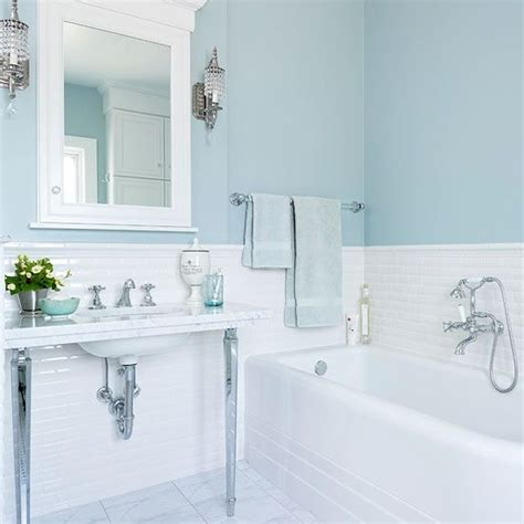 white and blue tiles in bathroom 25 best light blue bathrooms trending ideas on pinterest