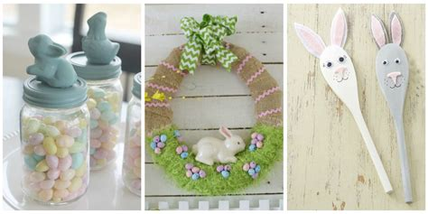 home made decoration ideas 30 diy easter decorations from easter decorating ideas
