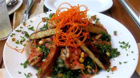 Veggie Grill The Grove by Best La Healthy Food Restaurants