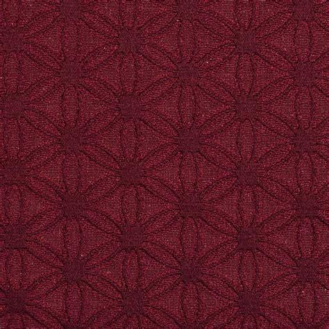 upholstery grade fabric burgundy flower jacquard woven upholstery grade fabric by