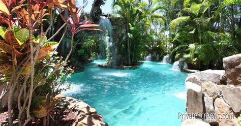 Landscape Small Backyard Pool Areas That Feel Like A Tropical Oasis