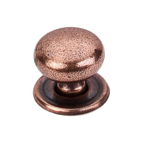 Great Knobs by Top Knobs M26 Antique Copper Britannia 1 1 4 Inch Diameter