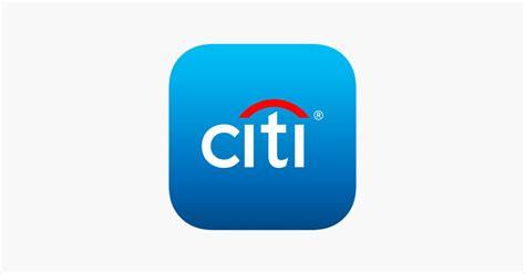 citibank mobile citibank logo citi mobilea on the app store molis design