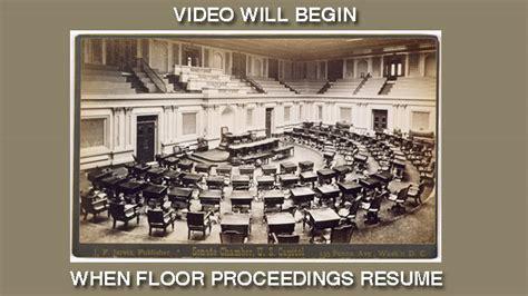 Senate Floor Live by Senate Floor Proceedings Meze