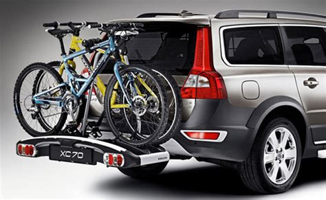 volvo cycle carrier volvo cars and accessories for the active lifestyle