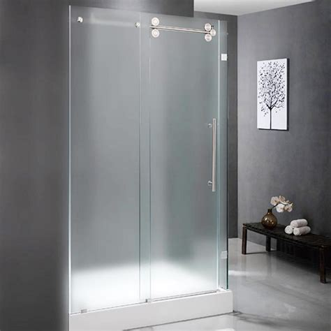 glass shower doors seattle shower glass door replacement seattle glass shower door