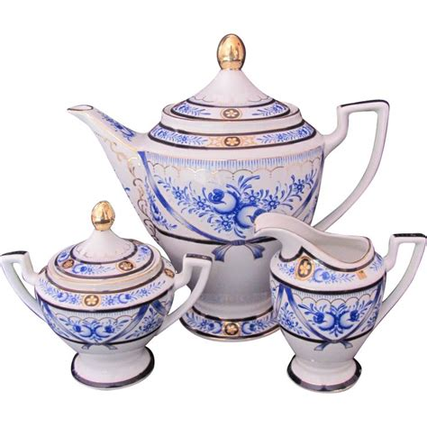 Teapot Melamin Golden 17 best images about tea chocolate coffee sets on