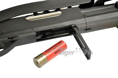 M14 Gearbox Shell Cyma cyma folding stock m870 metal shotgun black airsoft
