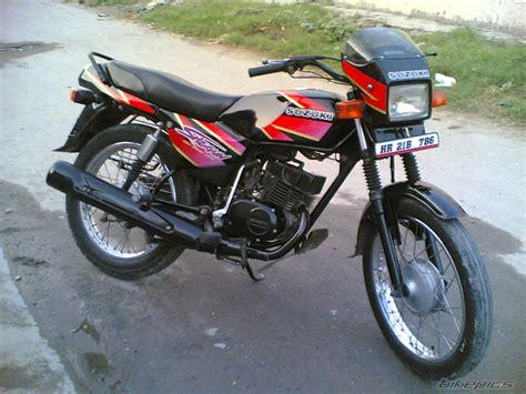 Suzuki Shogun 125 Sp Bikepics 1999 Suzuki Shogun Sp 125