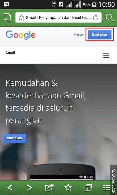 langkah mudah membuat email google bagi pemula
