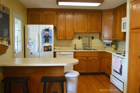 do it yourself painting kitchen cabinets hometalk do it yourself kitchen makeover