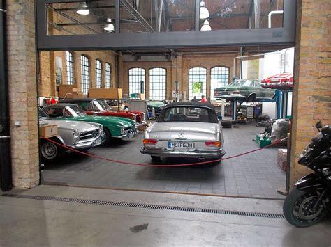 Mercedes Werkstatt by Berlin Mercedes Werkstatt