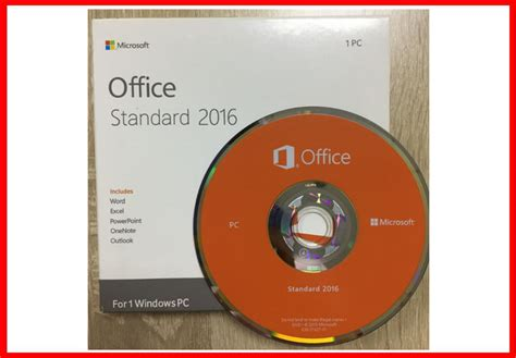 Office 2016 Professional Plus Original Genuine Office Pro Plus genuine microsoft office 2016 professional retailbox dvd