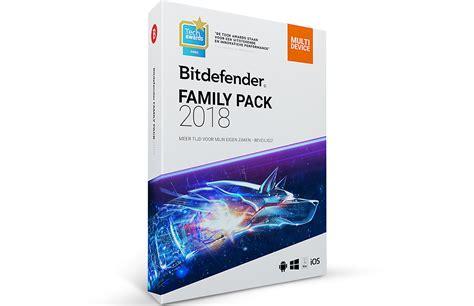 Bitdefender Family Pack 2018 1 Tahun Unlimited Devices Bitdefender Family Pack 1jaar Unlimited Devices