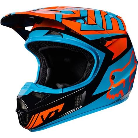 youth bell motocross helmets 119 95 fox racing youth v1 falcon mx motocross helmet 995536