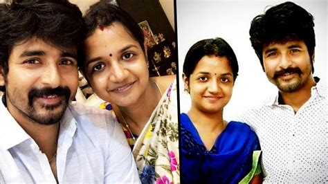 actor ganesh daughter actor sivakarthikeyan wife and his daughter