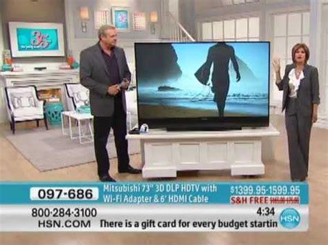 mitsubishi 1080p dlp hdtv l mitsubishi 73 quot 3d dlp home cinema 1080p hdtv with stand