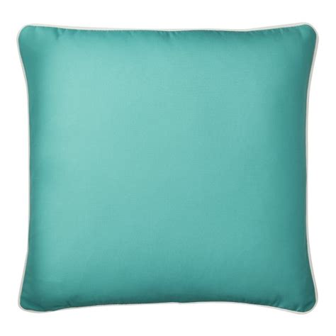 Pillow With Piping by Outdoor Solid Pillow Cover With Piping Aruba Williams