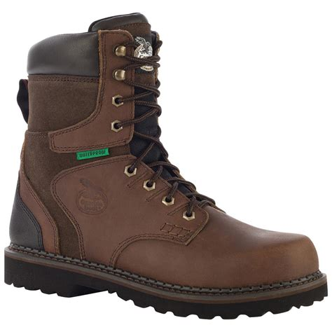 s work boots s boots 174 brookville 8 quot steel toe waterproof
