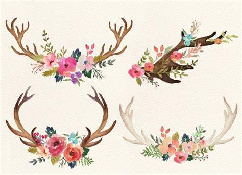 1000  ideas about Deer Antler Tattoos on Pinterest