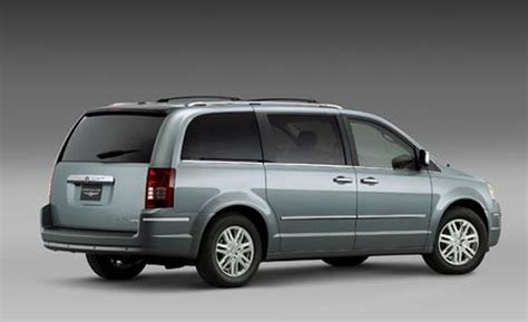 chrysler town and country canada car and driver