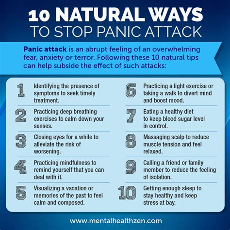 the best way to overcome anxiety is to do nothing a blog how to stop panic attacks naturally 20 natural ways to