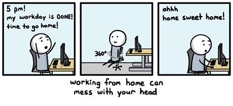 how comics work the joys of working from home jaltranslation
