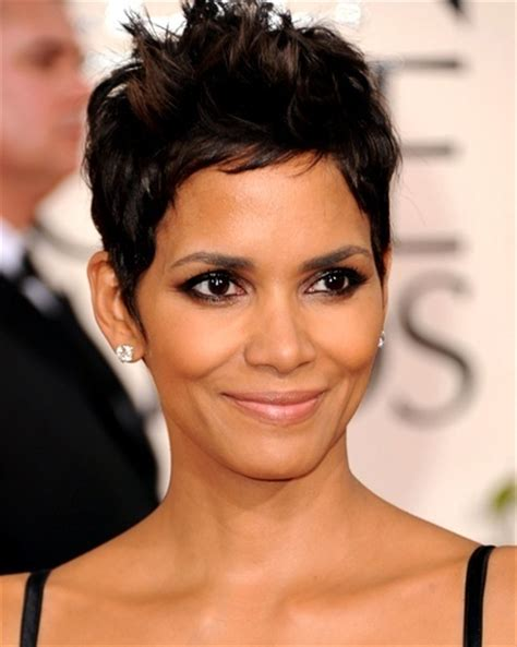 short hair and hearing aids halle berry diabetic designed