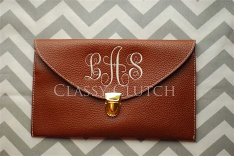 Monogrammed Gifts - monogram gifts for monogram clutch purse monogrammed