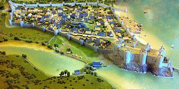 castles and town walls of king edward in gwynedd wikipedia