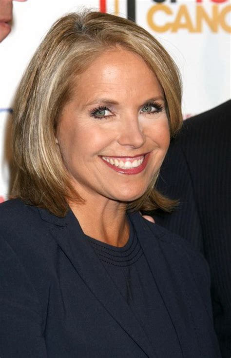 katie couric latest pics katie couric haircut