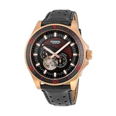 Fossil Pilot Fs5204 Jam Tangan Pria Gold jual jam tangan fossil automatic harga menarik blibli